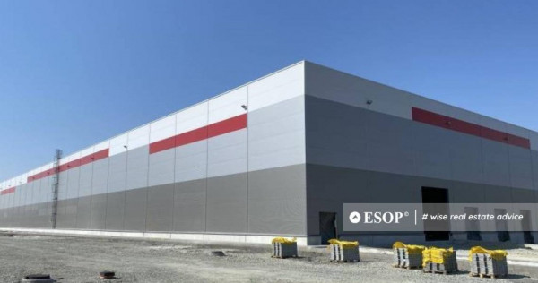 Black Sea Vision, hale industriale, 2.000 - 212.500 mp