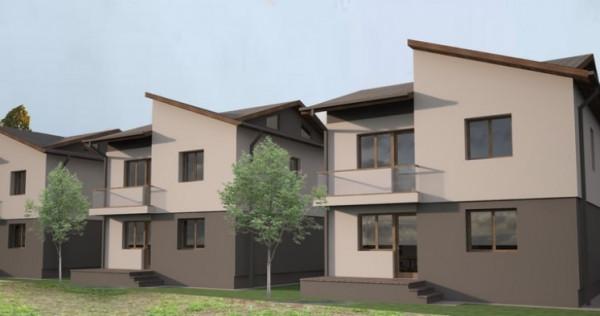 Vila individuala, Centru-Popesti Leordeni, constructie noua