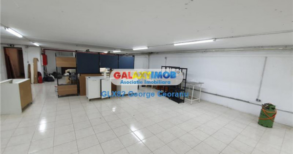 Spatiu 170 mp demisol Iuliu Maniu Militari Shopping Center