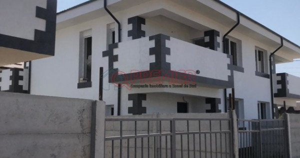 Casa tip duplex - Popesti Leordeni.