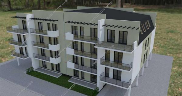 Apartament cu o camere in Giroc