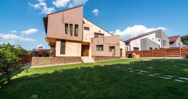 Casa Moderna 5 camere - Balotesti Gavana