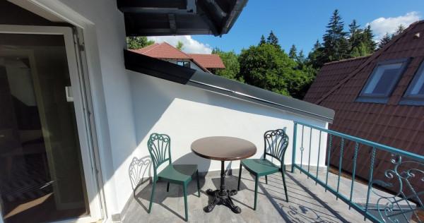 Apartament nou in Sinaia