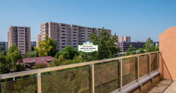 Vedere panoramica, decomandat, metrou Nicolae Teclu