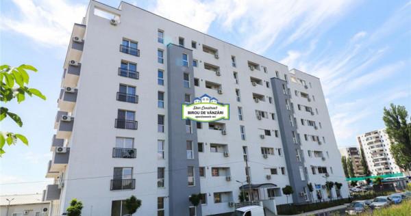 Duplex tip Penthouse   3 bai   Bucatarie mobilata   metrou 7