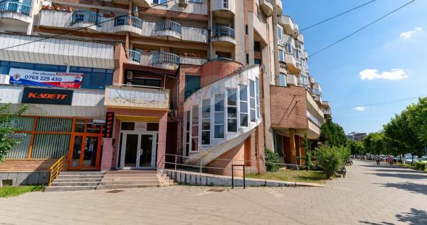 Spațiu de birouri renovat in Deva, zona Centrala, jud. H...