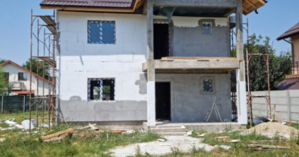 Casa individuala superba/teren 420mp Magurele-langa New Resi
