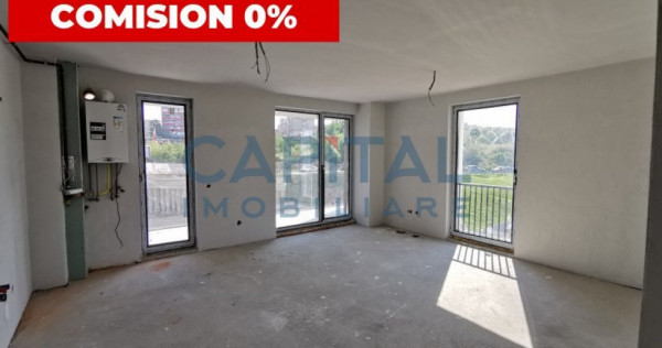 Apartament 2 camere Bloc Nou Zorilor. Comision 0!