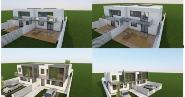 Duplex Modern de 140 mp utili