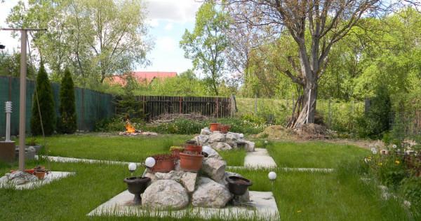 Casa individuala, teren de 645 mp in cartierul Stupini