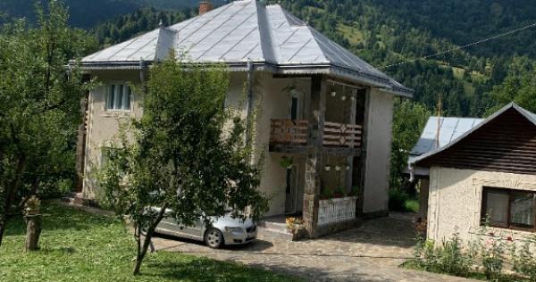 Vila in zona de munte