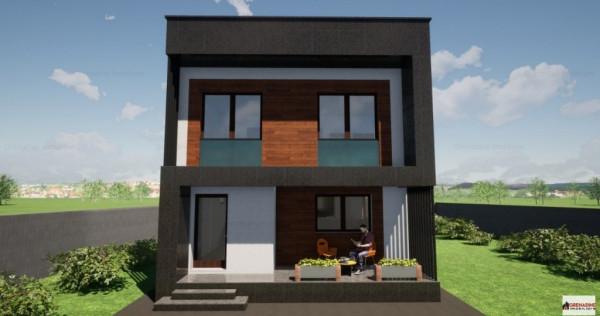 Casa stil mediteranean Sacele Brasov-cod 6514