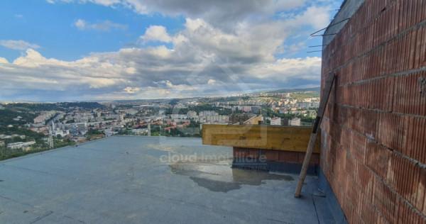 Casa 280 mp, teren 775 mp, priveliste panoramica, Grigorescu