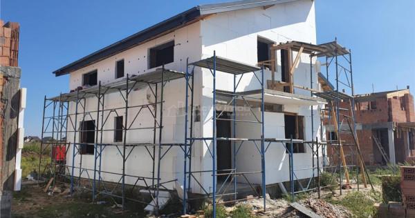 Vila 4 camere Oras Pantelimon