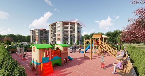 Apartamente 3 camere/finalizate, cartierul Soarelui Oradea