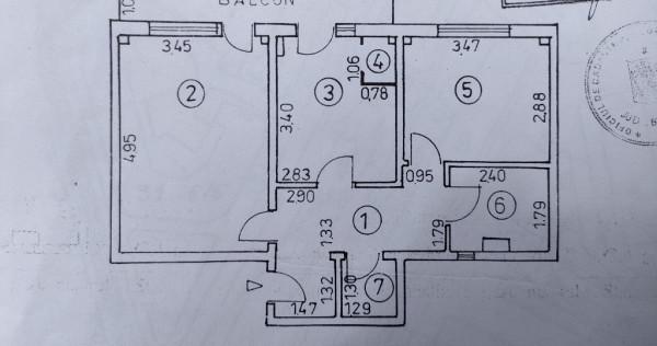 Proprietar, Apartament 2 camere Vidin