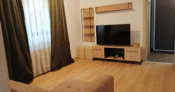 Apartament Atractiv- 2 camere- Central –Mobilat