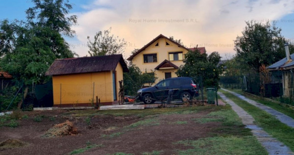 NOU | Casa Impecabila | 4 Camere | Zona Corbeanca