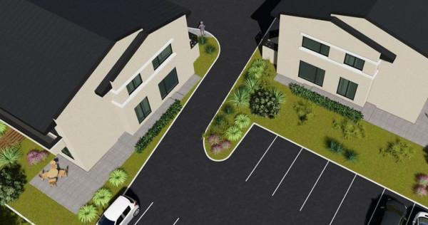 Apartament SMART in VILA cu curte si utilitati, parc   0%...