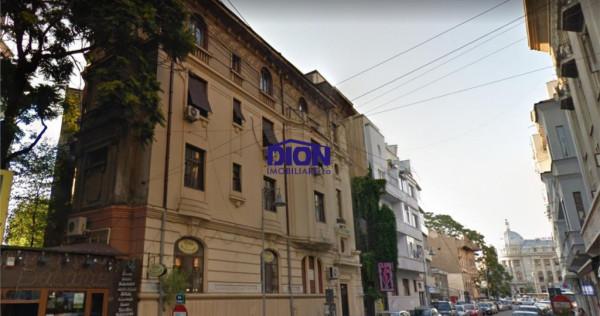 Romana, Amzei, etaj in vila superba, 130mp, pentru birouri