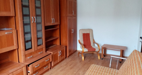 Apartament 1 camera, CT, mobilat/utilat,Tatarasi-Metalurgie