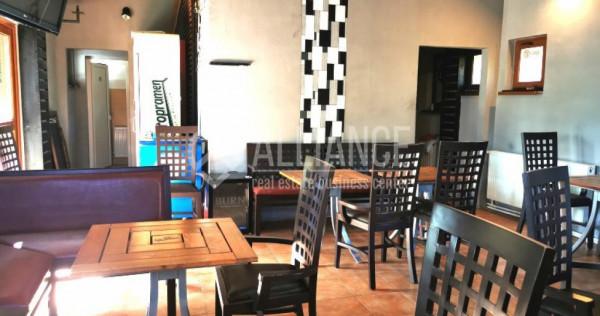 MAMAIA - LUNA PARC- Spatiu comercial ideal pentru restaurant