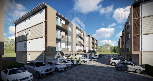 Apartamente de in Giroc, bloc nou, preturi avantajoase