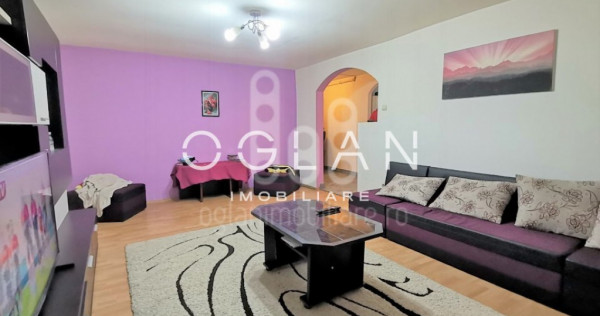 Pret Excelent! Apartament 2 camere, decomandat, Locatie Cent