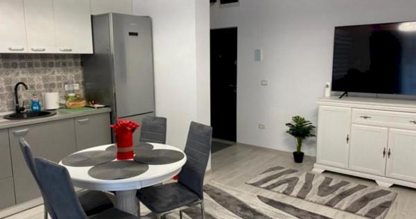 Apartament cu 2 camere mobilat si utilat in Giroc !