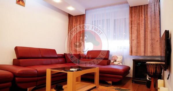 Cotroceni Bd. Eroilor Apartament 2 Camere Modern 3/4, 550E