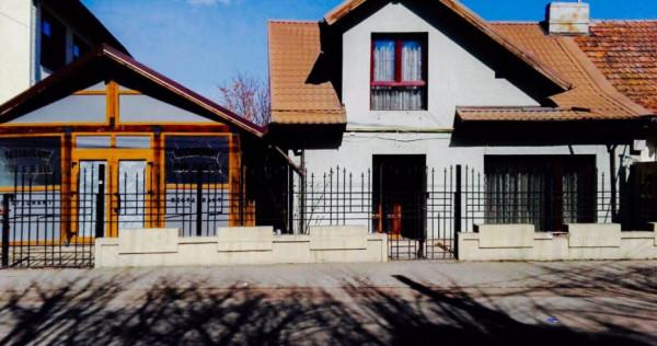 Casa Transformata in Restaurant Focsani, Central