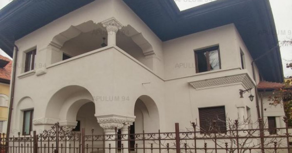 Vila interbelica cu 9 camere   Ultracentrala   Piata Romana-