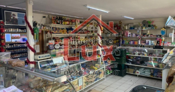 ID INTERN 6025 Spatiu comercial Zona Alexandru Cel bun