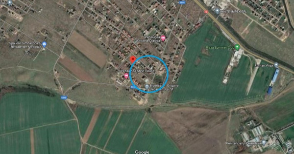 Teren Craiova/Zona Selgros, 576 mp, D: 21 m, Str. Platanului