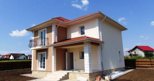 Vila superba, 4 camere LUX 600mp curte Valea Adanca