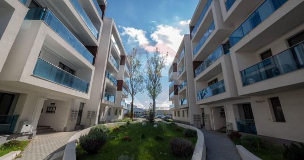 Apartament 2 camere bloc nou Otopeni