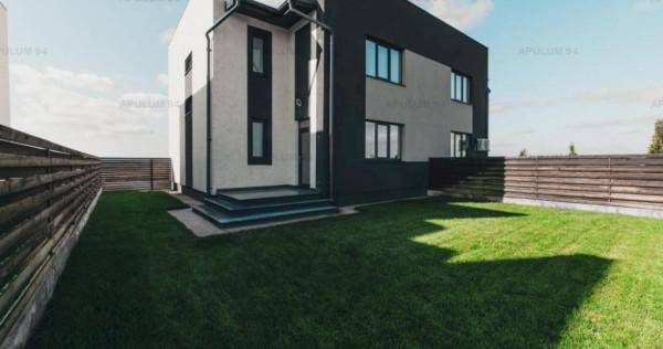 Complex rezidential exclusivist in Domnesti, 42 locuinte