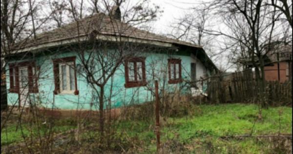 Casă bătrânescă Calarasi 500 m de lacul Mostistea