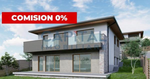 Casa individuala cu panorama superba, Comision 0%!