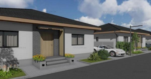 Casa 4 Camere 2 Bai si Terasa in Complex Sunset Village Cre