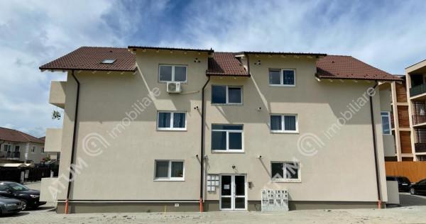 Apartament de cu 3 camere si loc de parcare in Sibiu