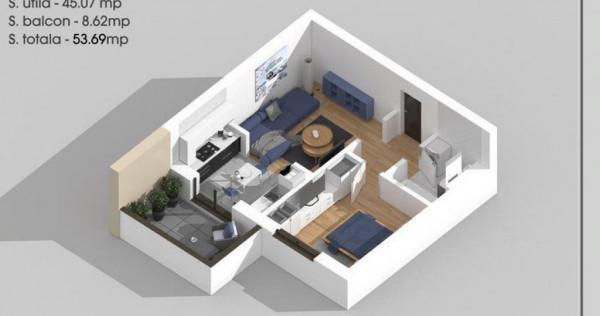 Apartament 2 camere -Titan, Metrou Nicolae Teclu