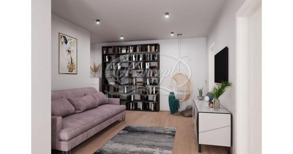 Apartamente cu 2 camere langa Vivo