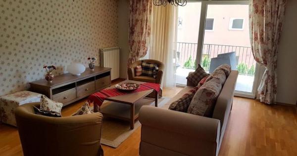 Pipera, Scoala Americana, Apartament cu 3 camere