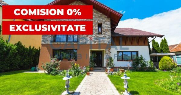 Casa unifamiliala de lux in Someseni. Comision 0!