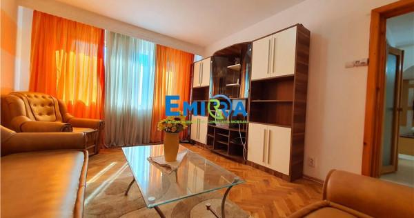 Apartament 3 camere - zona Energiei - Mobilat complet - Etaj
