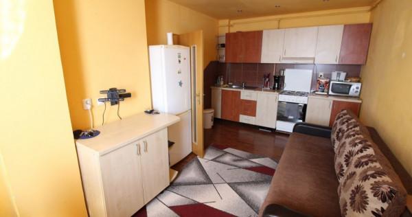 Apartament 1 cameră în Hunedoara, zona OM, etaj 2