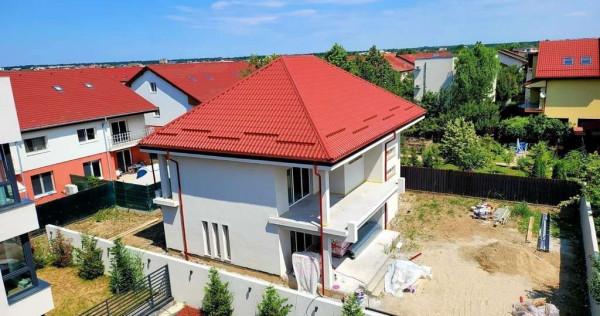 Vila Premium| Incalzire in pardosela | Gradina 410 MP | T...