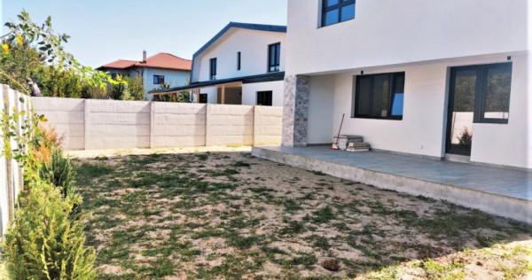 Mogososoaia Vila 2020- 4 dormitoare - 535mp curte