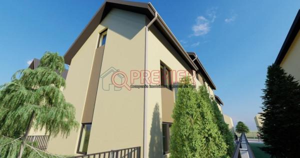 Casa P+1+M, curte libera 100 mp - Pavlicheni - Scolii.